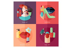 make up, fashion, beauty icons