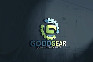 Good Gear Logo / 50% Discount!