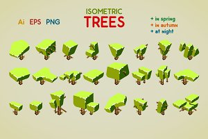 Isometric Trees