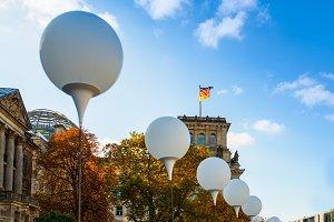 the balls in Berlin