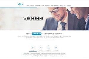 dStar - Premium HTML5 & CSS3 Theme