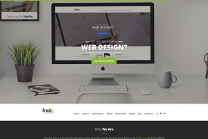 FREDO Premium HTML Temlate