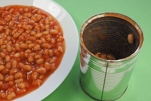 baked beans food