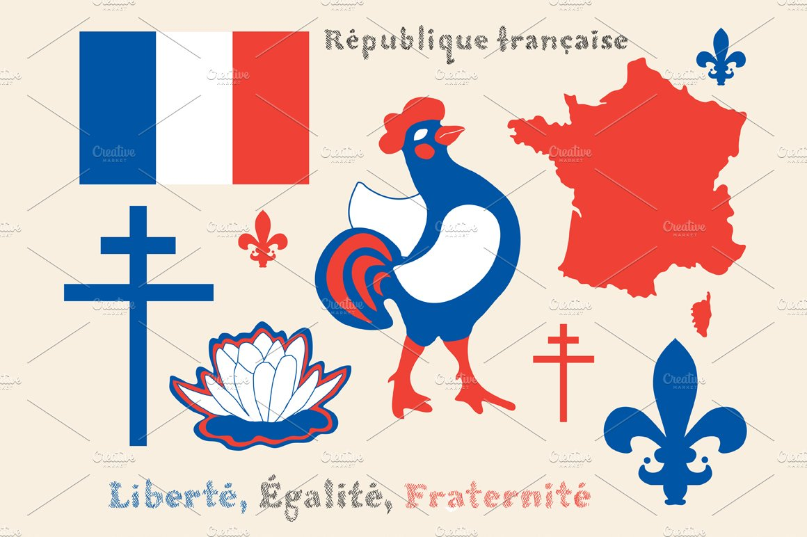 Symbols Of French Image Collections Meaning Of Text Symbols