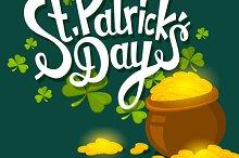 St. Patrick's Day illustrations