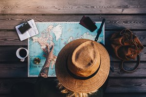 Tourist Planning vacation