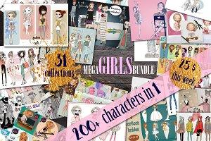 Big GIRLS bundle