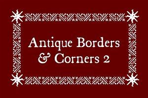 Antique Borders & Corners 2