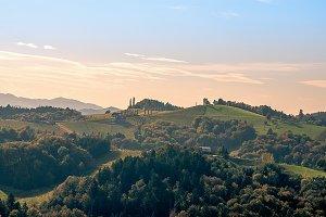 Hills /  Autumn