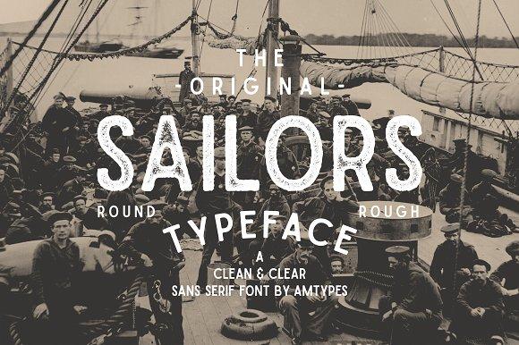 Sailors 25%OFF