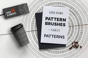 Hand Drawn Geometric Patterns