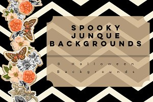 Spooky Junque Backgrounds