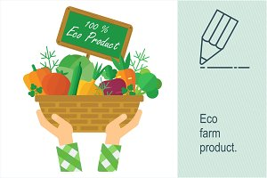 Eco farm product