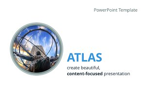ATLAS PowerPoint Template