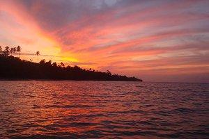 Trinidad Sunset 2