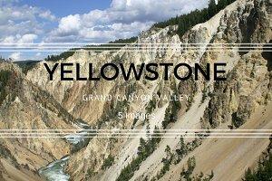 Yellowstone Grand Canyon Valley set