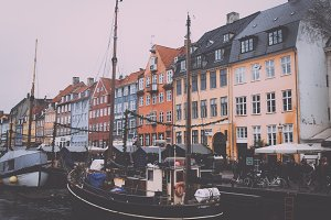 Colorful Houses #02