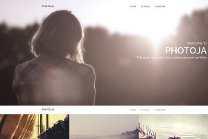 Photoja - Creative Portfolio