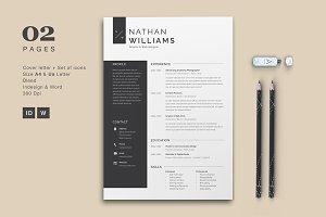 Resume Cv Nathan