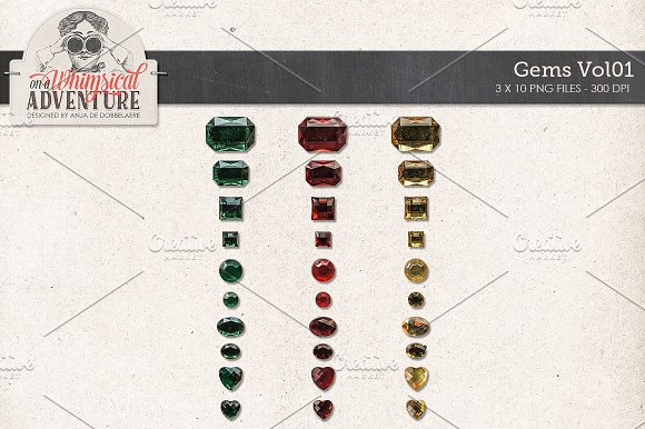 Gems Vol01