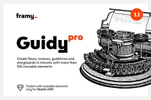 Guidy. Flowmaps & Annotations Kit