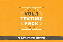 Vol. 1 Texture Pack - 12 Vectors