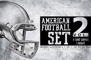 AMERICAN FOOTBALL set2