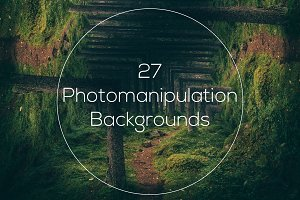 Photomanipulation Backgrounds