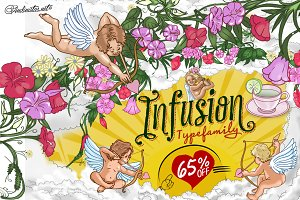 Infusion font family