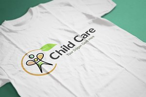 Child / Kids Care Logo