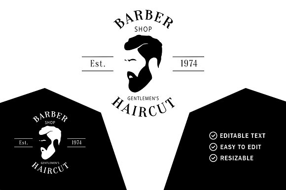 barber logo download - HD1160×772