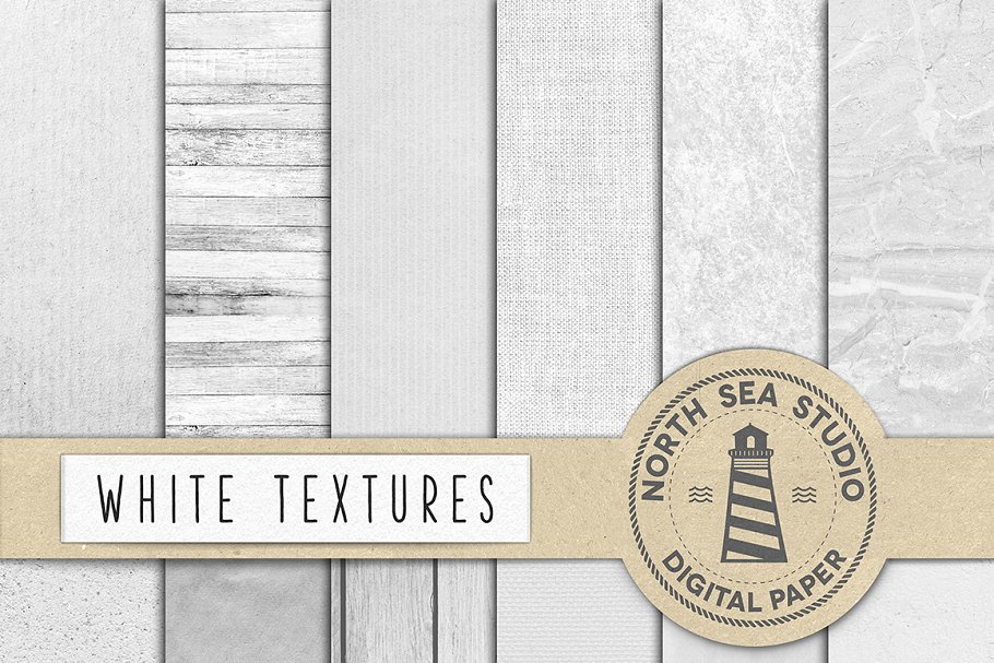 White Texture Backgrounds