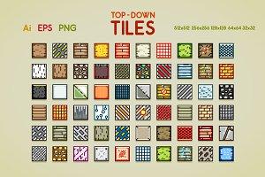 Top-Down Tiles