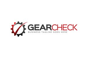Gear Check Logo