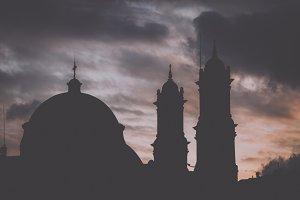 Istanbul at Dawn #01