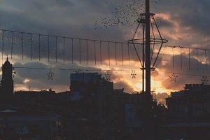 Istanbul at Dawn #02