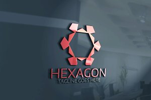 Hexagon Logo Version 1