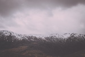 Scottish Mountains #17