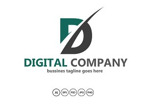 Digital Company logo