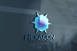 Hexagon Logo Version 2