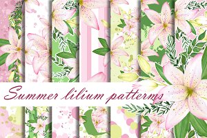 Lilium patterns