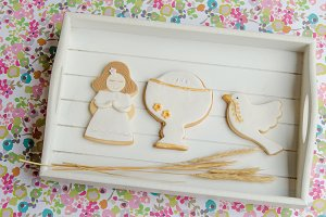 Cookies for a First Communion
