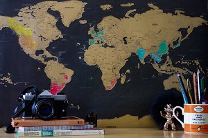 Map and travel