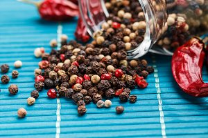 Peppercorn mix