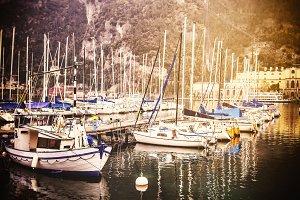 Port, Garda lake