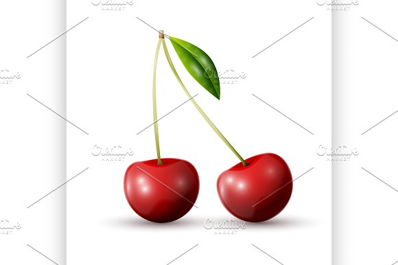Red Cherry Berries
