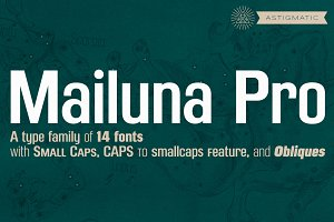 Mailuna Pro Family