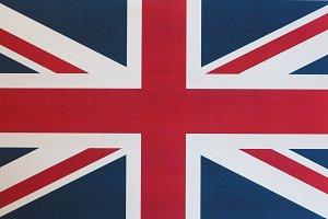 flag of the United Kingdom (UK) aka Union Jack