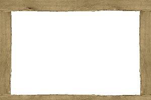Cardboard Borders Frame