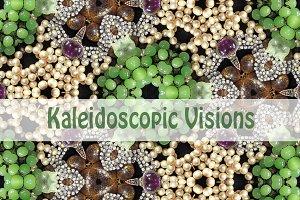 Seamless kaleidoscopic visions